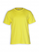 Classic T-Shirt von EarthPositive in yellow