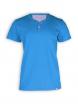 T-Shirt von recolution in bright blue