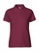 Polo Shirt von Neutral in bordeaux