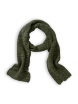 Strickschal von recolution in olive/green