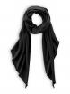 Schal Pia von HempAge in black