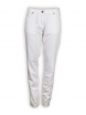 Madness lightweight 5 pocket trousers in offwhite