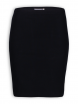 Lana natural wear tube skirt in black